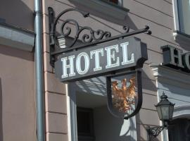 City Hotel Neuruppin, Neuruppin (Netzeband yakınında)
