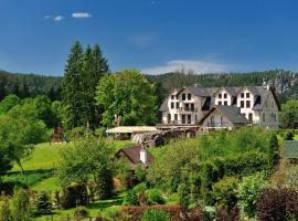Hotel Javor, Adršpach