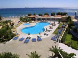 Elvita beach hotel, Лардос