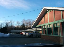 Esquire Motel, Halifax (Bedford yakınında)