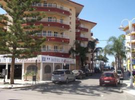 Hotel Costamar, Morche