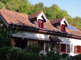 Maison Mazagran, Безансон (рядом с городом Mamirolle)