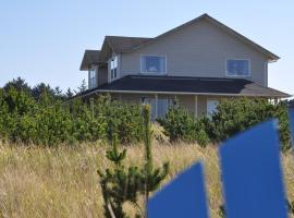 Campbell House at Klipsan Beach, Ocean Park