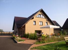 Landhotel Angelika, Marksuhl (Kieselbach yakınında)