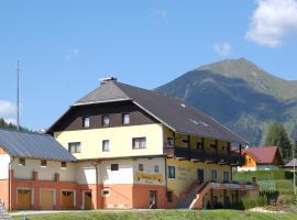 Alpenhotel Lanz, Hohentauern