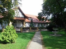 Hotel Altes Badehaus, Bad Dürrenberg