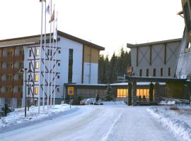 All Ice Lapland Chalets I, Ylläsjärvi
