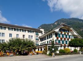Hotel Beausite, Интерлакен