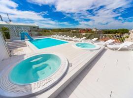 Hotel Oberdan, Misano Adriatico