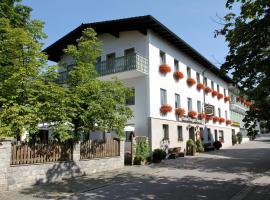 Landgasthof Fischer Veri, Mitterfels (Steinach yakınında)