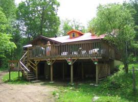 Algonquin Eco-Lodge, Harcourt (Maynooth yakınında)