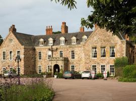 Rothley Court Hotel, Rothley (рядом с городом Swithland)