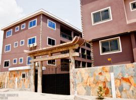Princess Apartments, Аккра (рядом с городом Oko)