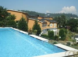Hotel Vialmar Sanxenxo, Meis (Armentera yakınında)