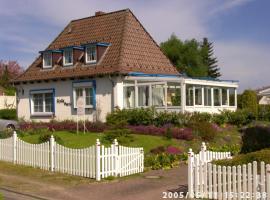 Ferienwohnungen und Ferienhaus im Nixenweg