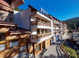 Hohe Rinne Paltinis Hotel & Spa, Păltiniş