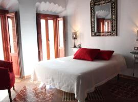 Hotel la Boheme, Cáceres