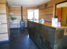 Hotel Terramar, Talcahuano