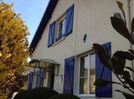 Gite Casa La Palma, Soissons (рядом с городом Vauxbuin)