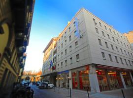Best Quality Hotel Gran Mogol, Turijn