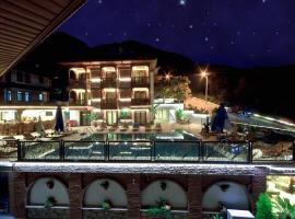 Hotel Azmakhan, Akyaka