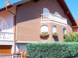 Gästehaus Ullmannshof, Kirchheim am Neckar (Gemmrigheim yakınında)