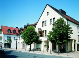 Hotel Lamm, Höchberg (Kist yakınında)