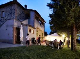 Agriturismo Pomonte, Orvieto (Retignano yakınında)
