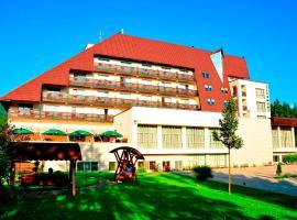Hotel Clermont, Ковасна