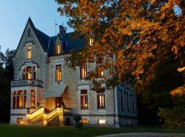 Château La Thuilière, Saint-Front-de-Pradoux (рядом с городом Saint-Martin-l'Astier)