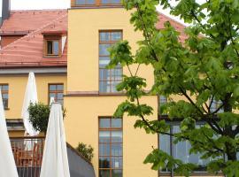 Hotel Alter Pfarrhof, Nabburg (Fensterbach yakınında)