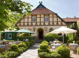 Hotel zur Kloster-Mühle, Groß Meckelsen (Weertzen yakınında)