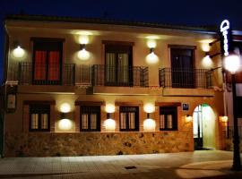 Apartamentos Turisticos Mirayuste, Guadalupe (La Calera yakınında)