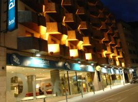 Hotel President, Andorra la Vella