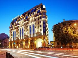 ИнтерКонтиненталь Отель Киев