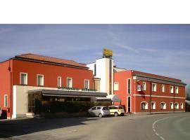 Hotel Sanvitale, Fontanellato (Priorato yakınında)
