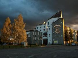 Hotel Castel Dracula, Piatra Fantanele