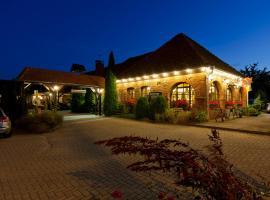 Landhotel Zur Schmiede, Göhren-Lebbin (Walow yakınında)