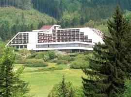 Hotel Petr Bezruc, Frýdlant nad Ostravicí (Krásná yakınında)
