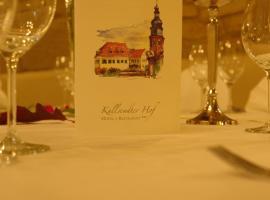 Hotel Kallstadter Hof, Kallstadt