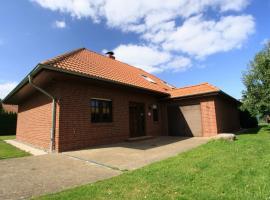 Ferienhaus Zur Schmiede, Göhren-Lebbin (Sietow yakınında)