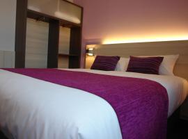 Brit Hotel La Fleur de Rhuys, Theix (рядом с городом La Trinité-Surzur)