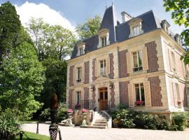 Les Jardins d'Epicure, Бре-е-Лю (рядом с городом Chaussy)