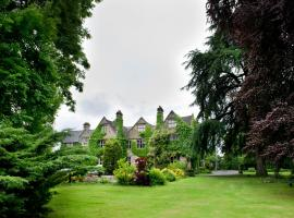 Weston Hall Hotel, Bulkington