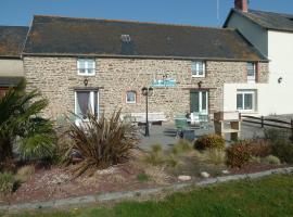 Les Pres-Salés, Courtils (рядом с городом Huisnes-sur-Mer)