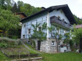 Ferienwohnung Grassl, Schwarzach im Pongau (Sankt Veit im Pongau yakınında)