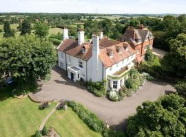 Wartling Place Country House, Herstmonceux (рядом с городом Hooe)