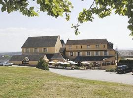 Logis Hôtel de la Tour, Masseret (рядом с городом Meuzac)
