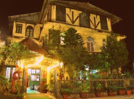 Cochrane Place Hotel, Kurseong (рядом с городом Mirik)