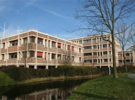 Tweelwonen Bio Science Park Apartments, Leida